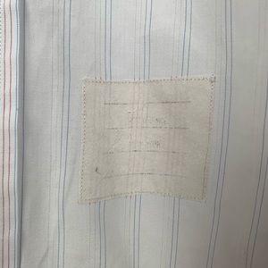 Thom Browne Shirts - Thom Browne Striped Shirt